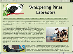 Whispering Pines Labs